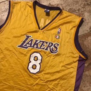 Los Angeles Lakers Basketball Jersey Kobe Bryant